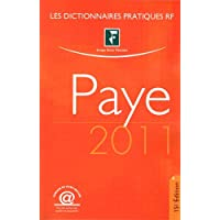 Dictionnaire Paye 2011 : Version en ligne incluse