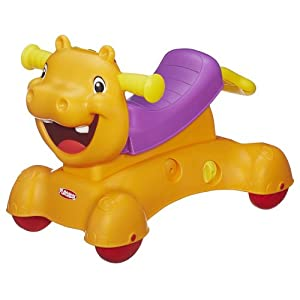 Playskool Rock, Ride n Stride Hippo
