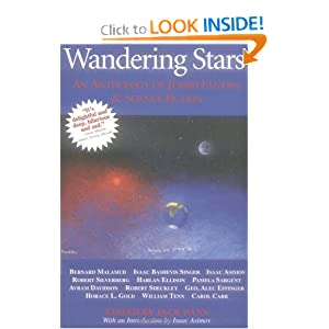 Wandering Stars: An Anthology of Jewish Fantasy and Science Fiction by Jack Dann, Isaac Asimov and Avram Davidson