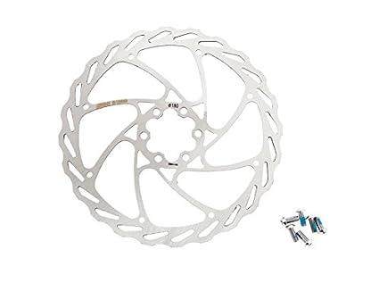 SCS-D-Shape-Mountain-Bike-MTB-Disk-Brake-Rotor/6-Bolt/140mm-160mm-180mm-203mm