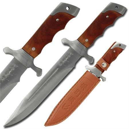 Full Tang Tibetan Fighting Knife