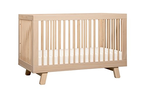 Babyletto Hudson 3-in-1 Convertible Crib, Washed natural (Convertible Crib Natural compare prices)