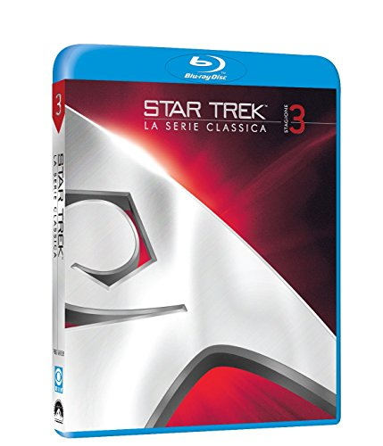 Star Trek - La serie classica Stagione 03 [Blu-ray] [IT Import]