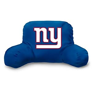 New York Giants Bed Rest Pillow by Northwest