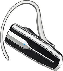 Plantronics Explorer 395 Bluetooth Headset with in car charger