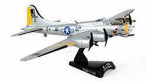 Daron Worldwide Trading B-17G Liberty Belle Vehicle (1:155 Scale)