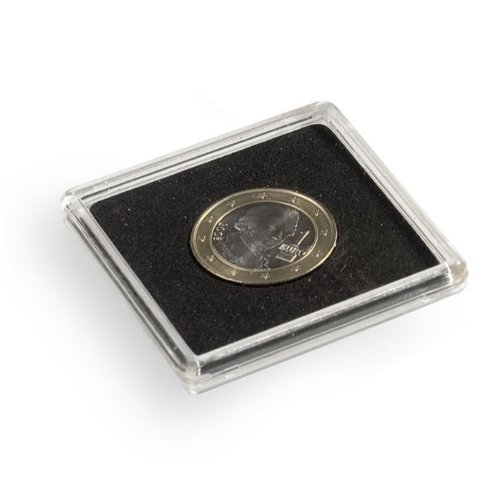 10-lighthouse-square-29mm-2-x-2-quadrum-snaplock-coin-holder-capsules-for-1-2oz-gold-libertad-by-lig