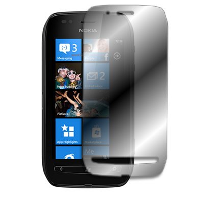 Coveron® Clear Transparent Screen Protector Lcd Shield Guard Cover For Nokia 710 Lumia (T-Mobile) [Wcg136]