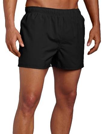 Speedo Surf Runner Volley Short, Black, Small