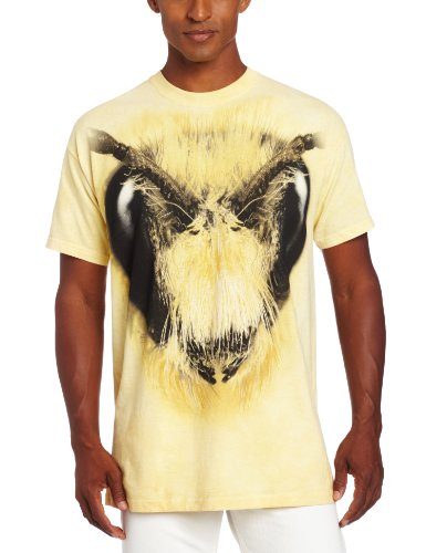 caeedb1f73423 The Mountain Bee Head Adult T shirt 5XL - Richard J. Daviset