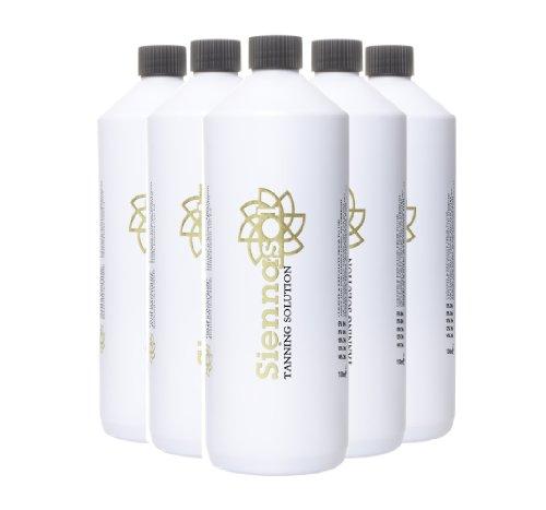 Siennasol Bronze 5000ml Spray Tan 10% DHA