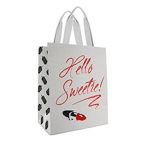 Doctor Who Hello Sweetie Small White Tote Bag - 1