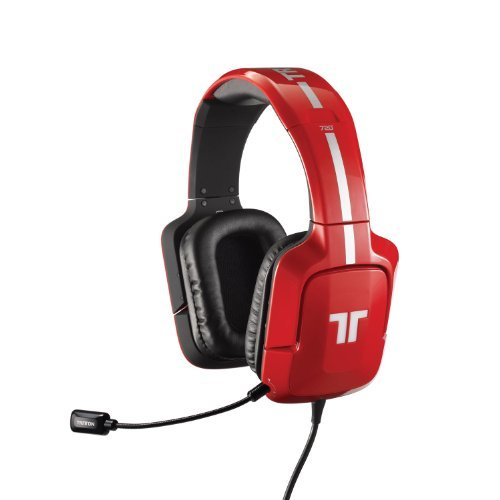 Tritton 720+ 7.1 Surround Headset For Ps4, Ps3, And Xbox 360 - Red Color: Red