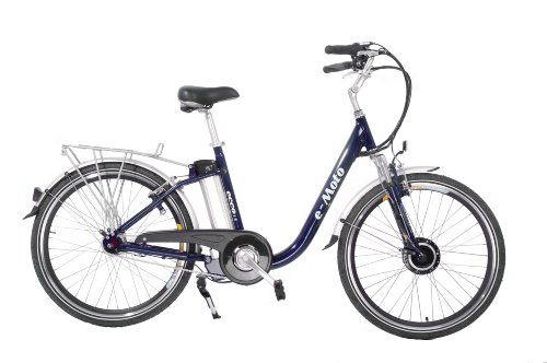 e-Moto Ecco 25 Electric Cruiser Bicycle