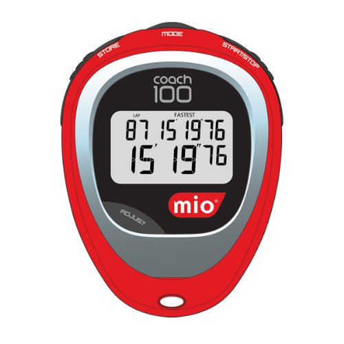 Cheap Mio Coach 100 Heart Rate Monitor (Red) (M8W-3P2C26L3)