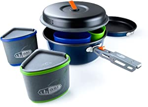 GSI Outdoors Bugaboo Backpacker Cookware Set by GSI