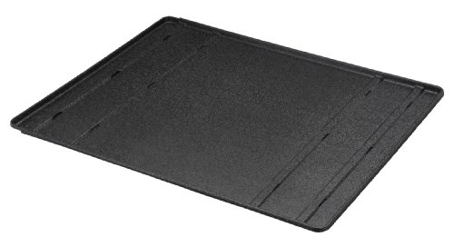 Richell Convertible Floor Tray, Black front-41127