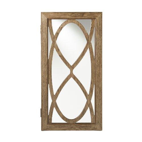 Fireplace Mirrors Sei Payne Wall Mount Jewelry Mirror By