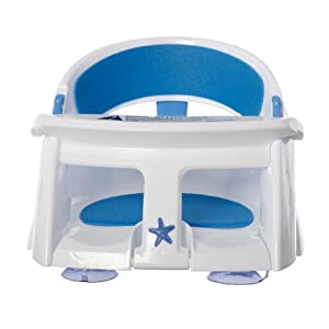 Dreambaby Super Comfy Bath Seat With Heat Sensing