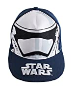 Star Wars Gorra Tropper Face (Blanco / Denim)