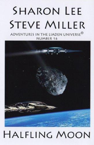 Halfling Moon (Liaden Universe®) cover