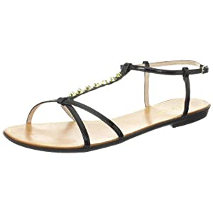 ZiGiny Women's Adorable Sandal,Black,8.5 M US