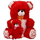 Ktc Red Baby Teddy Bear .