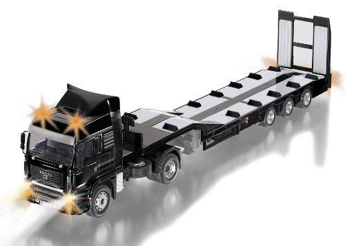 Siku 1:32 R/C Man Low Loader Truck (Bs Plug)