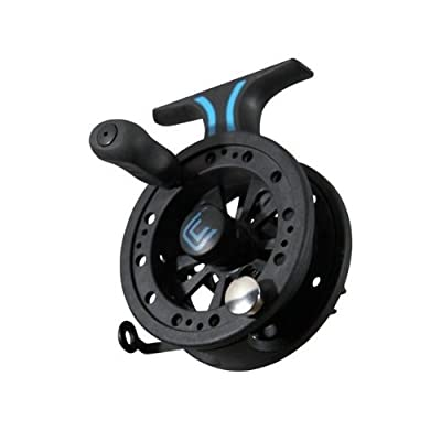 Clam Dave Genz 200 Ice Spooler Reel In-line Ice Fishing Reel 9601 by CLAM