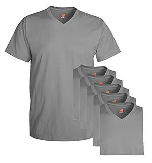 Hanes Men's Nano-T V-Neck T-Shirt