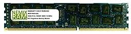 NEMIX RAM 16GB PC3-10600 ECC Registered 2Rx4 HP 647901-B21 memory module