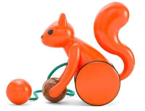 Kid O Squirrel Pull Toy