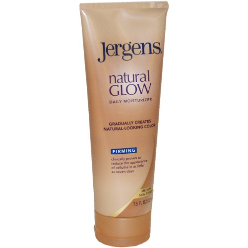 Jergens Natural Glow Firm, 7.5 Ounce (Pack of 2)