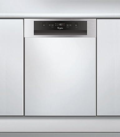 Whirlpool Lave-vaisselle Adg 321IX, Largeur 45cm, Semi Intégré, classe d'efficacité énergétique: A +