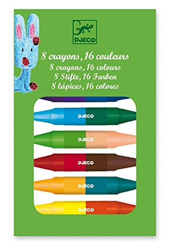 8 Twin Crayons - 1