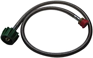 Freedom Grill FG-50HA Stainless Steel Propane Hose Adapter