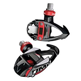 Time ICLIC2 Titan Carbon Clipless Road Bicycle Pedals