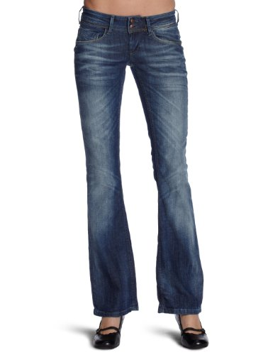 ad3e9b89bb4650 Only Damen Bootcut Jeans New Princess Super Low