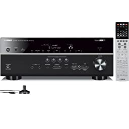 Yamaha RX-V673 7.2-Channel Network AV Receiver (Discontinued by Manufacturer)