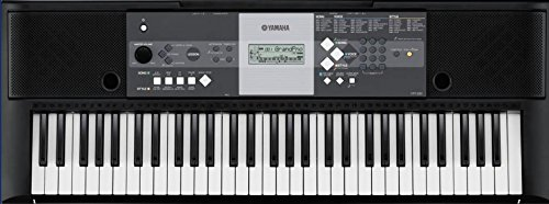 Yamaha-YPT-230-Teclado-porttil-color-negro