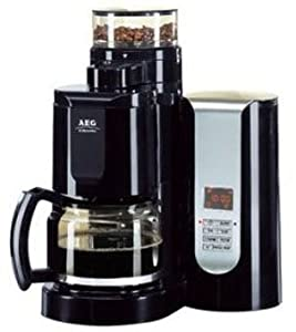 AEG Kaffeeautomat KAM 200 schwarz