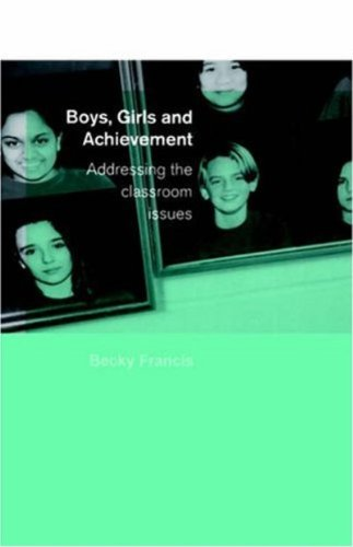 dissertation on boys underachievement