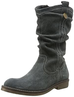 Noël Fibel, Bottes fille - Gris (116 Gris), 34 EU (2 UK) (3 US)
