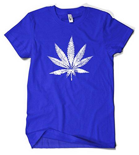 Cybertela-Marijuana-Leaf-Mens-T-shirt