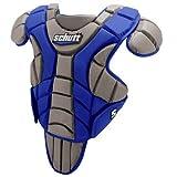 Schutt Sports Scorpion Chest Protector for Baseball, Royal Blue, 12-Inch by Schutt