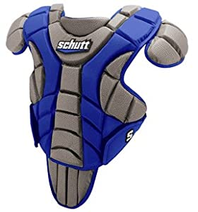 Buy Schutt Sports Scorpion Chest Protector for Baseball, Royal Blue, 12-Inch by Schutt