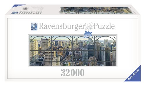 Ravensburger New York City Jigsaw Puzzle (32000-Piece)