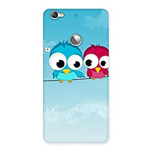 Birds on Wire Back Case Cover for LeTV Le 1s
