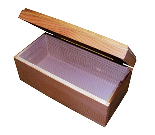Pet Coffin Casket for Cats or Small Dogs 12 x