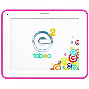 Tabeo E2 8 Inch Kids Tablet - Pink